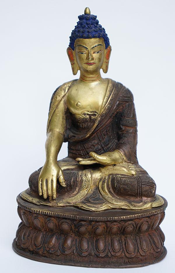 20th Century Tibetan Buddha